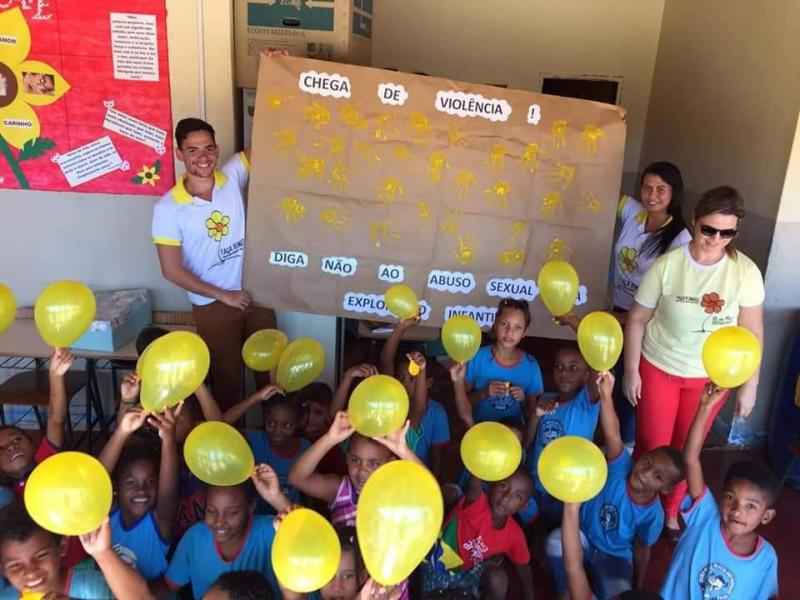 Atividades em Combate ao Abuso e à Exploração Sexual de Crianças e Adolescentes são realizadas em Aracatu