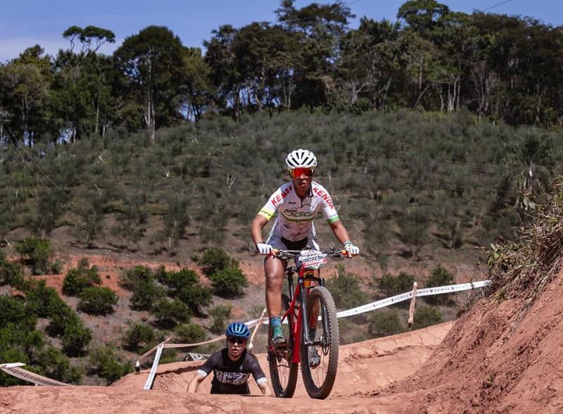 Ciclista Paula Gallan conquista 4° colocação Geral no 'Desafio dos Gigantes'