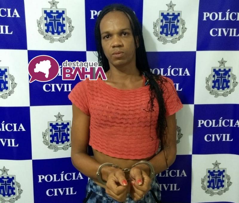 Polícia cumpre mandado e prende brumadense no Bairro Taquari em Livramento