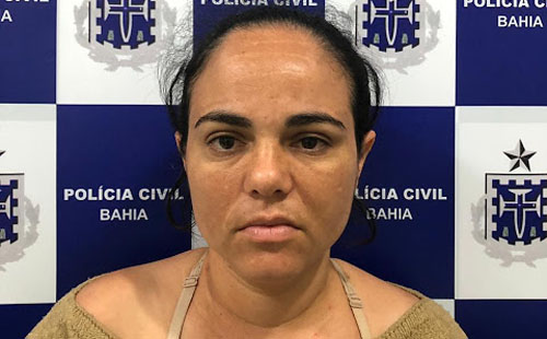Suspeita de matar filho de 3 meses com um tapa em Vitória da Conquista diz que ele estava chorando demais