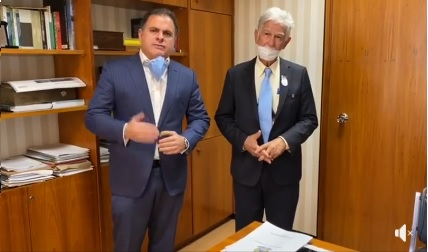 Brumado: Prefeito anuncia investimentos no município na ordem de R$ 4,2 milhões