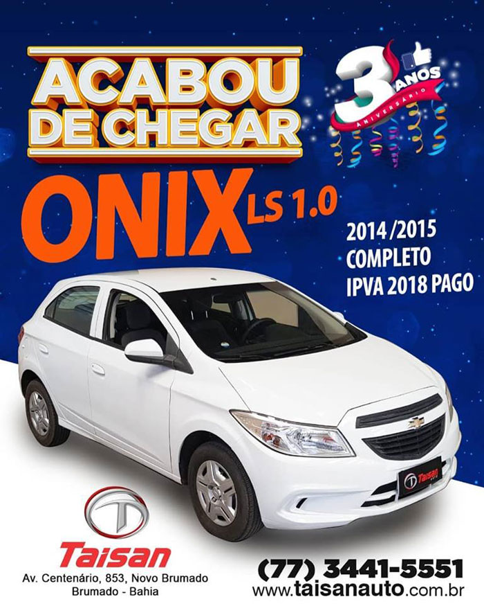 Compre o seu veículo novo ou seminovo na Taisan Auto e tenha muito mais vantagens