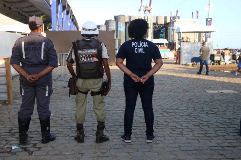 Polícia Baiana alcança maior redução de crimes violentos dos últimos 6 anos