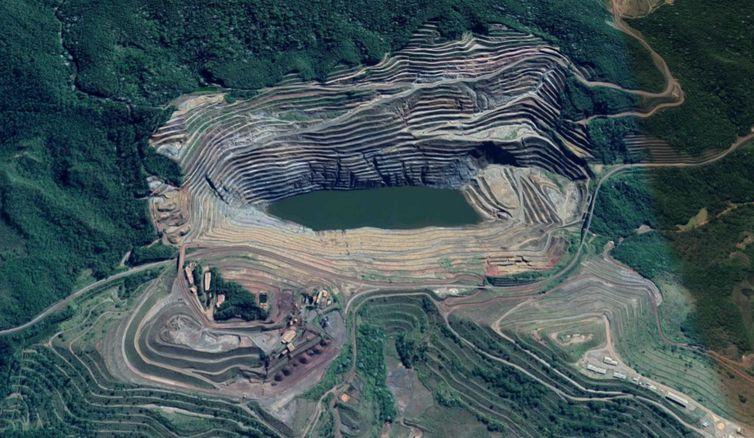 Barragem da Vale em Barão de Cocais entra em alerta máximo