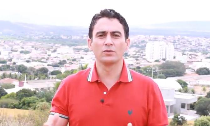 Vídeo: Mensagem de Márcio Moreira aos 141 anos de Emancipação Política de Brumado