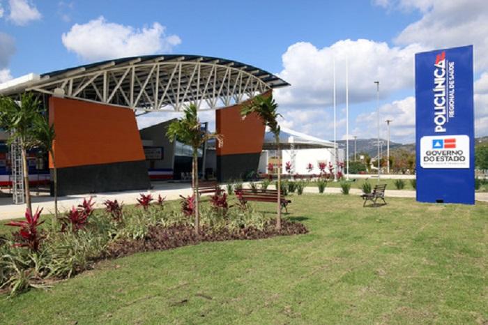Policlínicas regionais de saúde atingem marca de 1 milhão de atendimentos; entre elas está a de Guanambi