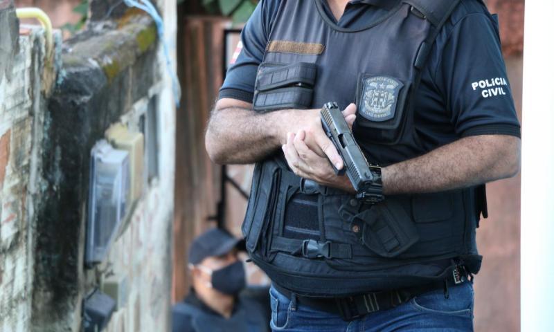 Draco e COE capturam sequestradores paulistas em Feira de Santana