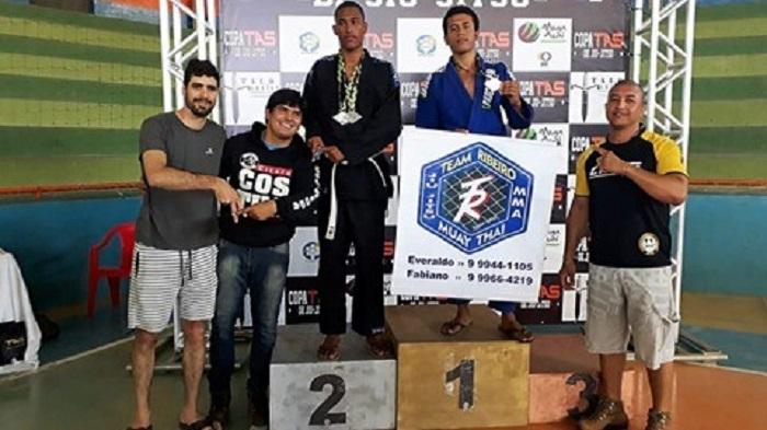Altetas brumadenses obtém ótimas colocações na Copa Tas de Jiu-jitsu em Conquista