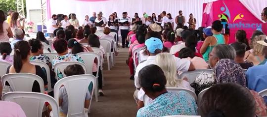 Prefeitura de Tanhaçu realiza 1ª Mostra de Saúde e o encerramento do Outubro Rosa no município