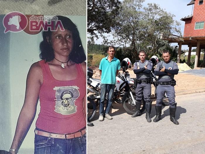Homem que matou mulher em Maetinga é preso após ação conjunta da polícia