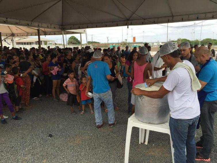 Brasil já recebeu 1,1 milhão de imigrantes e 7 mil refugiados