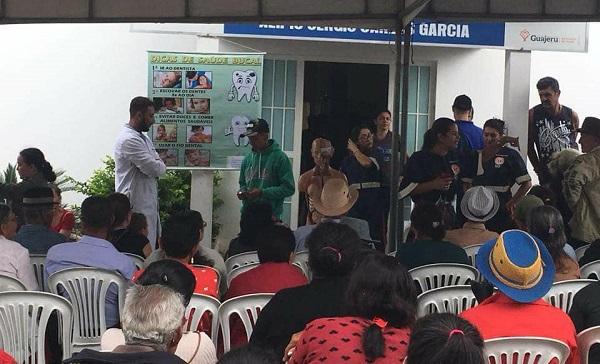 Blitz da Saúde é realizada em Guajeru
