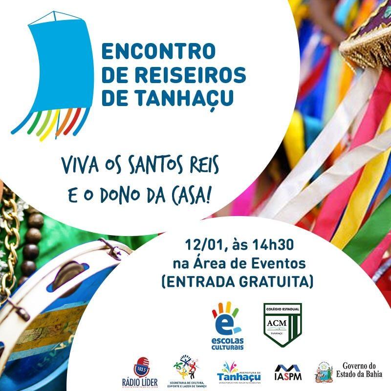 Encontro de Reiseiros acontecerá neste sábado em Tanhaçu