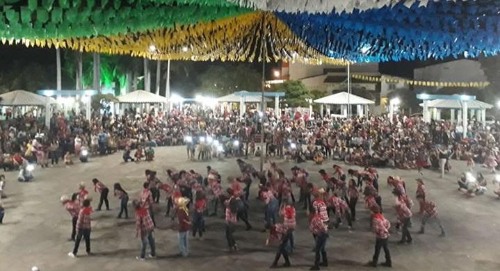 Brumado: Abertura do Show de Quadrilhas das Escolas Municipais acontece em grande estilo