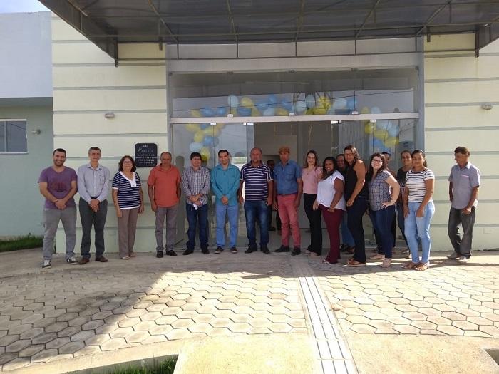 Aracatu: Prefeitura inaugura mais uma Unidade de Saúde da Família