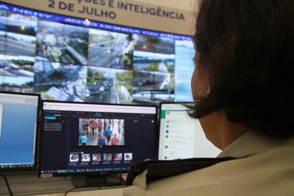 Reconhecimento facial ajuda a localizar primeiro homicida do ano