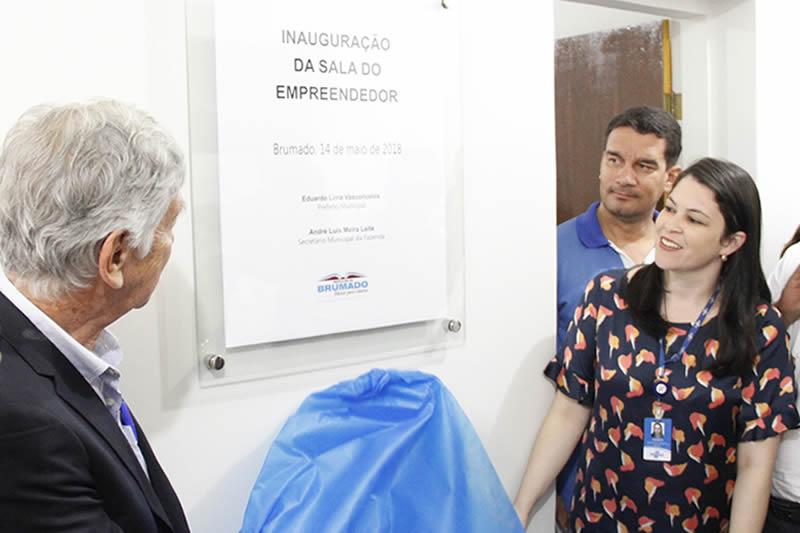 Inaugurada em Brumado a Sala do Empreendedor