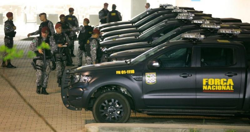 Ceará registra ataque a ônibus e ponte no 6º dia de violência; Força Nacional se dirige ao estado