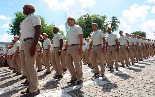 Bahia: PM divulga lista provisória de classificados em concurso