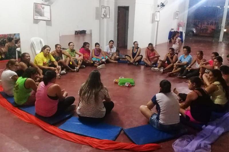 """Grupo """"Mulheres Guajeruenses"""" promove o fortalecimento de vínculos e melhora a qualidade de vida"""