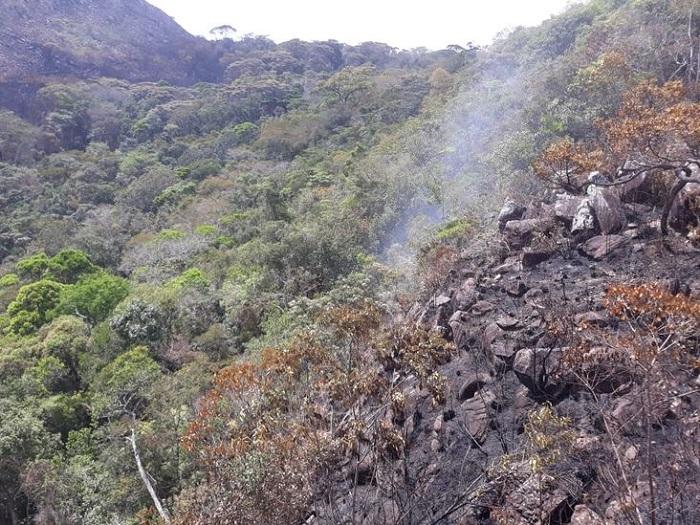 Incêndios são controlados em Rio de Contas e Livramento de Nossa Senhora
