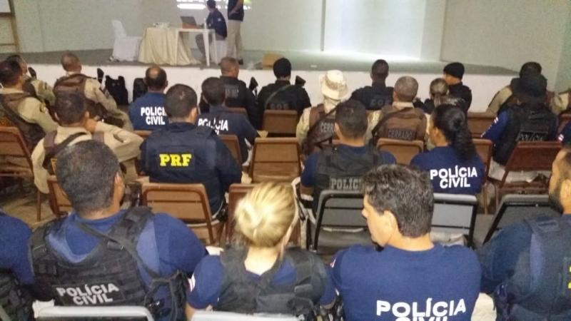Megaoperação que mobilizou o Oeste da Bahia termina com 30 alvos localizados