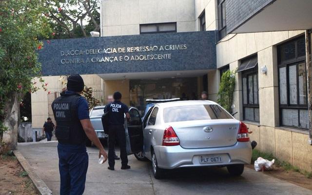 Polícia prende acusado de estuprar filhos de 08 e 04 anos na Bahia