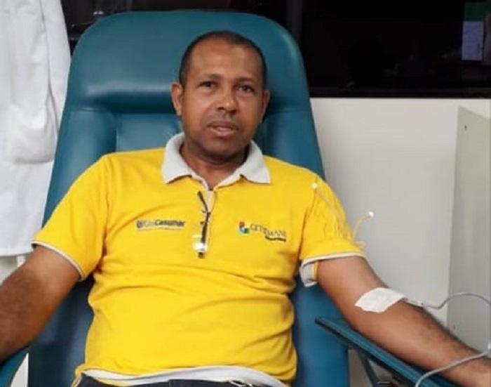 Colaboradores da Unicesumar e do Getsêmani Educacional realizam doação de sangue em Brumado