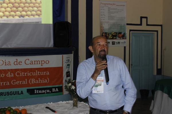 Citricultura: Ituaçu sedia Seminário e Dia de Campo