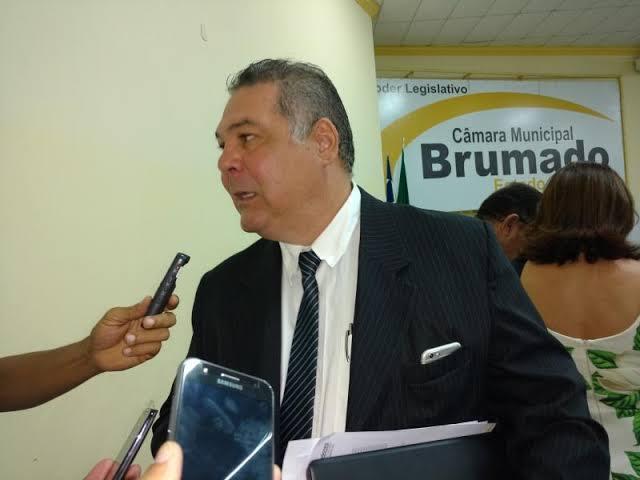 Léo Vasconcelos: A um passo de realizar seu sonho, sendo  o novo prefeito dos brumadenses