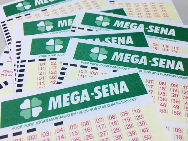 Mega-Sena pode pagar R$ 56 milhões nesta terça
