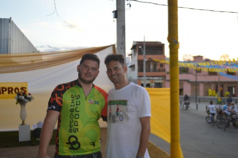 Projeto Pedala Maetinga incentiva a prática de esportes e a valorização do ciclismo entre as crianças