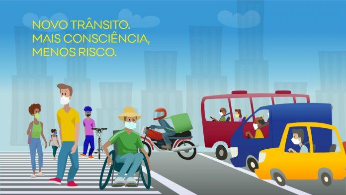 Detran-BA lança campanha 'Novo trânsito. Mais consciência, menos risco'
