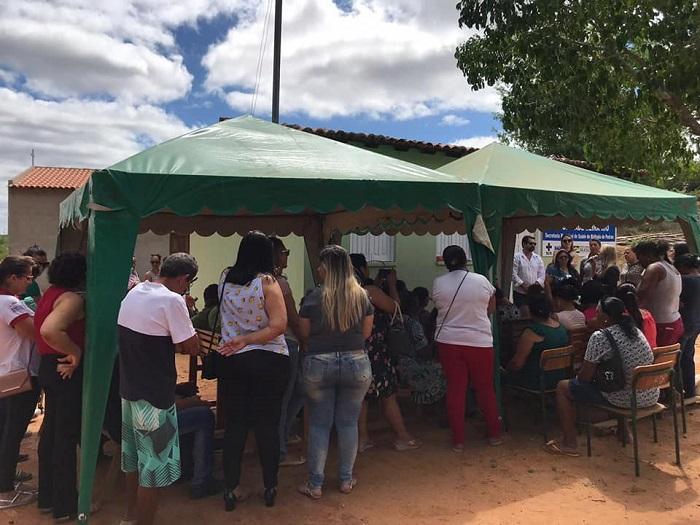 Prefeitura de Malhada de Pedras inaugura Unidade Satélite da USF Poço Dantas na Comunidade Beira Rio