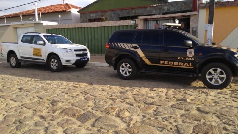 Operação da PF contra desvios de verba do Ministério da Integração Nacional cumpre mandados em Vitória da Conquista e Itambé