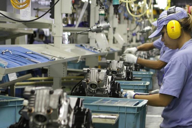 Confiança da Indústria atinge maior nível desde agosto, mostra FGV