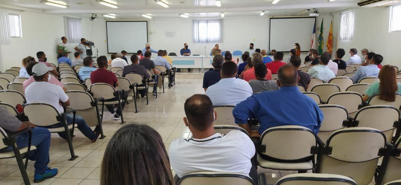 Brumado: Seguimentos da comunidade brumadense se reúnem para tratar sobre a Covid-19