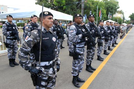 Homenagens marcam 193 anos da Polícia Militar da Bahia