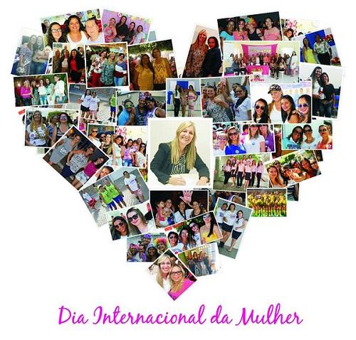 Prefeita de Malhada de Pedras, Terezinha Baleeiro parabeniza as mulheres pelo Dia Internacional da Mulher