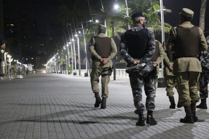 Toque de Recolher: Polícia registra  flagrantes de desrespeito a decreto em Vitória da Conquista