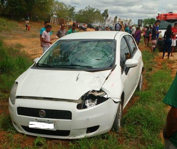 Criança de 12 anos morre atropelada após descer de ônibus escolar entre Anagé e Conquista