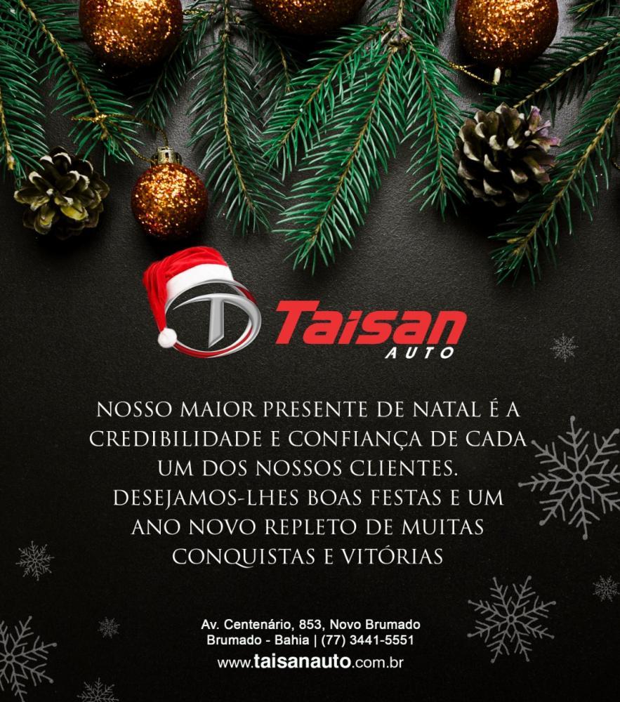 Uma mensagem da Taisan Auto aos seus clientes