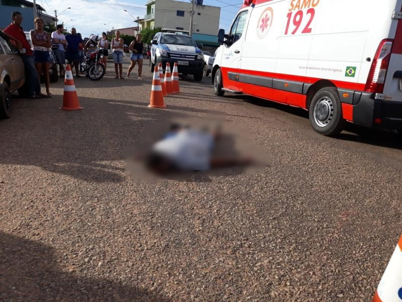 Homem morre após confusão por causa de garota de programa em Paramirim