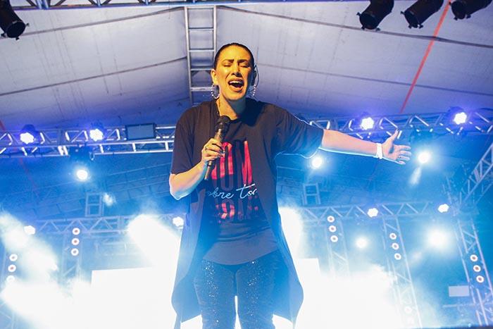 EVENTO GOSPEL MARCA FESTEJOS DO ANIVERSÁRIO DE 57 ANOS DE ARACATU