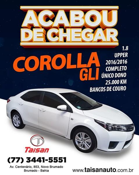 Taisan Auto: Compre o seu veículo com o menor preço e as melhores condições de pagamento