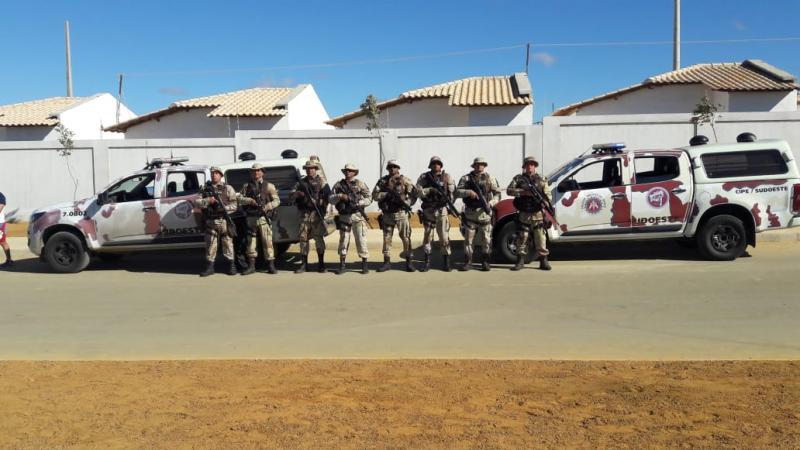 Prefeitura de Anagé firma parceria com a CIPE Sudoeste para aumentar a segurança do município