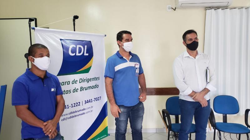 Brumado: CDL tenta em parceria com a prefeitura reverter decisão da justiça que quer fechar serviços não essenciais