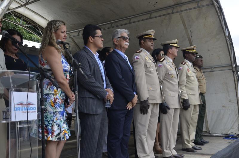 Brumado: Major Mário Augusto Cabral é o novo comandante da 34ª CIPM