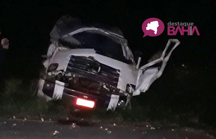 Dois conquistenses morrem vítimas acidente com caminhão na BA - 142, trecho entre Ituaçu e Barra da Estiva