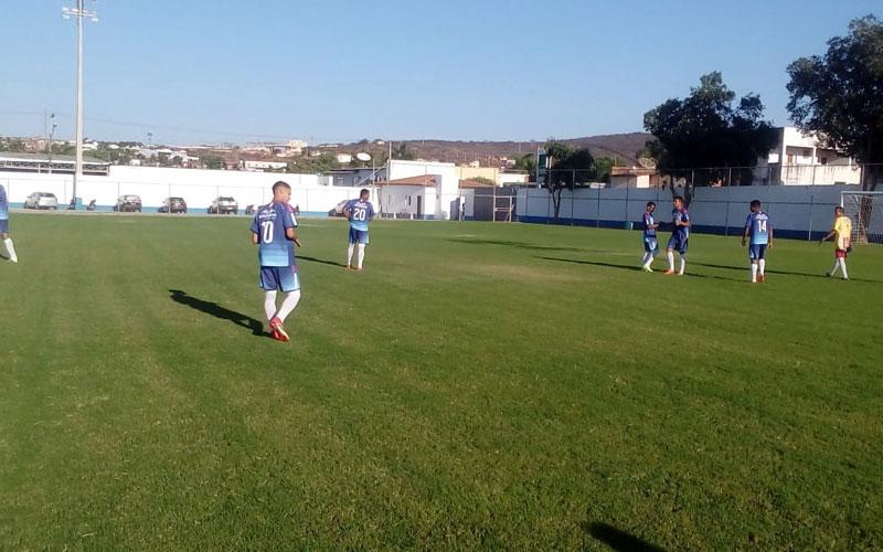Em preparação para o Intermunicipal: Brumado enfrenta Barra da Estiva em amistoso e jogo sai empatado